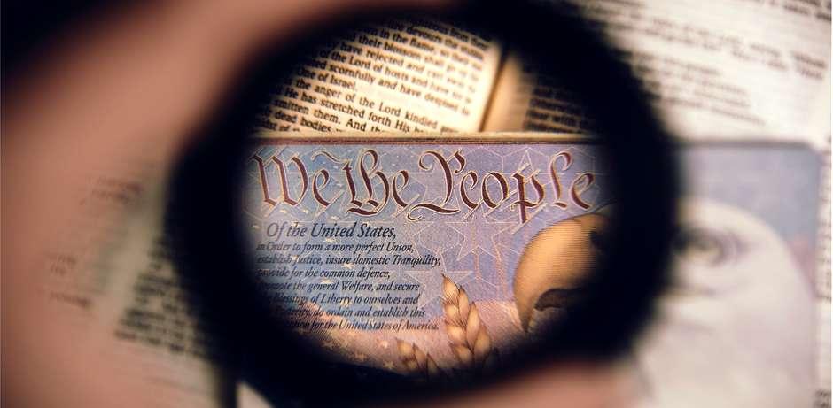 La Constitución de EE.UU. / Anthony Garand - Unsplash,Constitución USA, Constitución EEUU