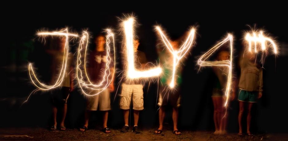 Celebración del 4 de julio en EEUU / Pixabay