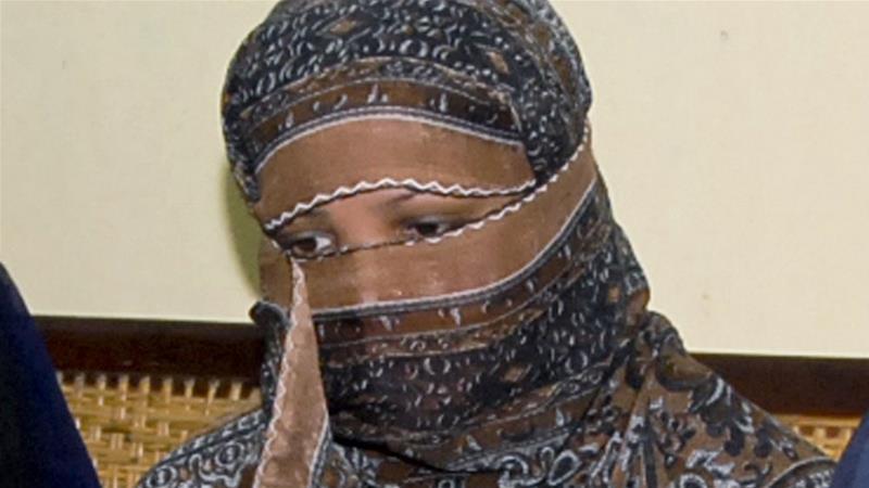 Bibi fue liberada de la cárcel la semna pasada. / AP,Asia Bibi