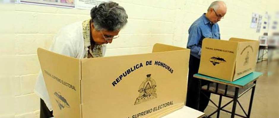 ,Elecciones Honduras