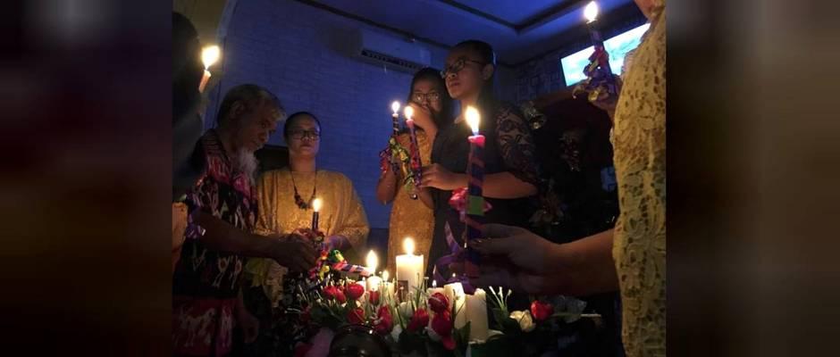 Culto de Navidad en la Carita Pentecostal Church, Reuters / Zahra Matarani,