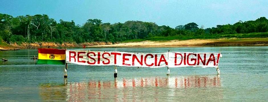 Indígenas evangélicos frenan la destrucción del Tipnis peruano