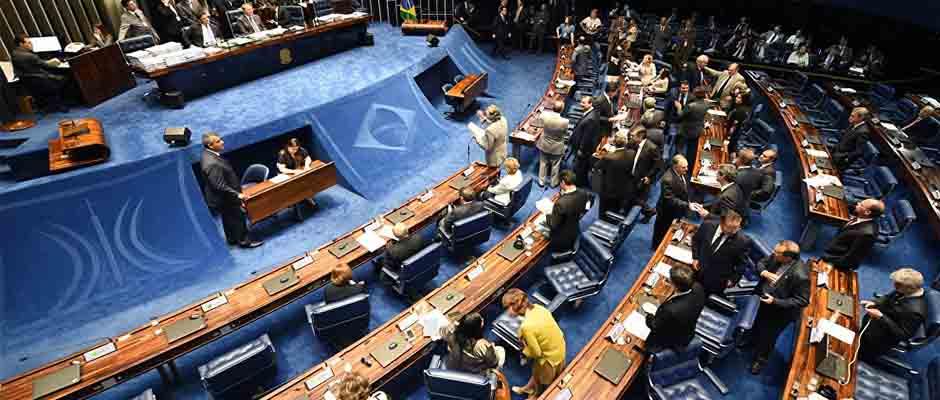 Senado de Brasil,