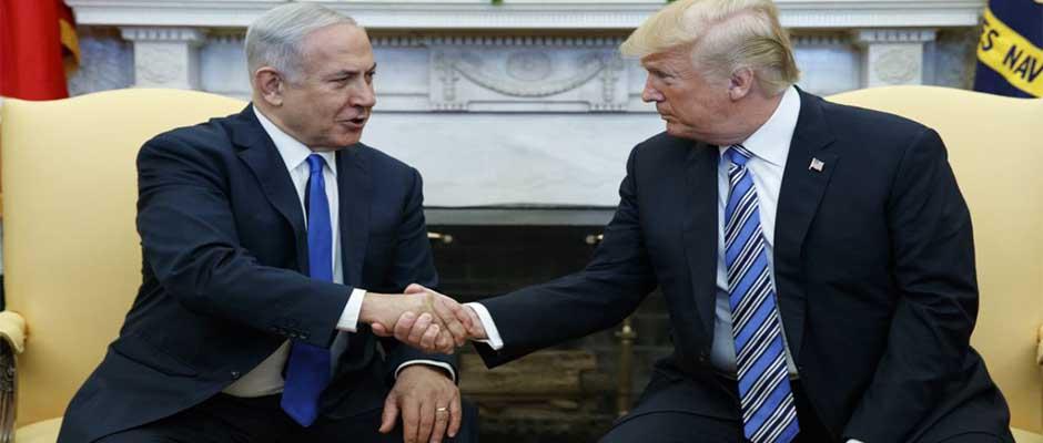 Donald Trump reafirma una vez más su apoyo al Estado de Israel / VOA,