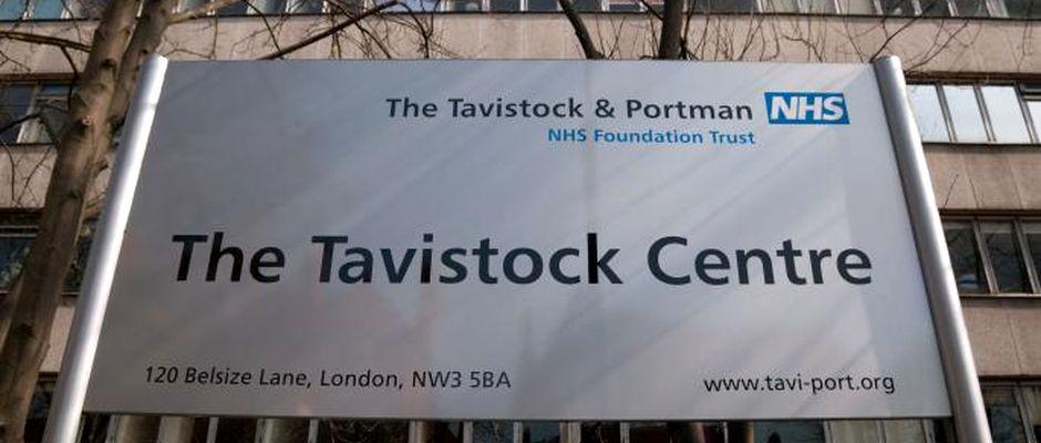 La fachada de la clínica,Tavistock & Portman, clínica Tavistock