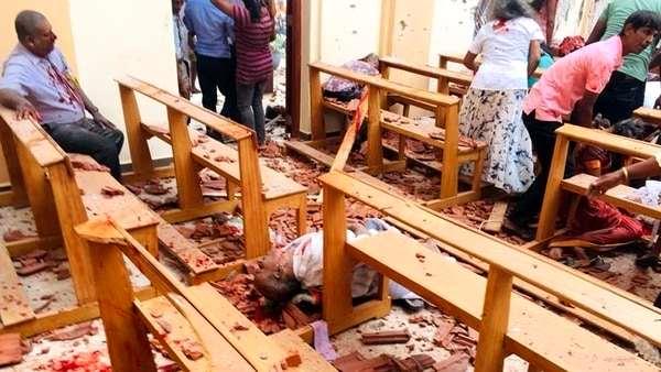 Masacre de cientos de cristianos en Sri Lanka
