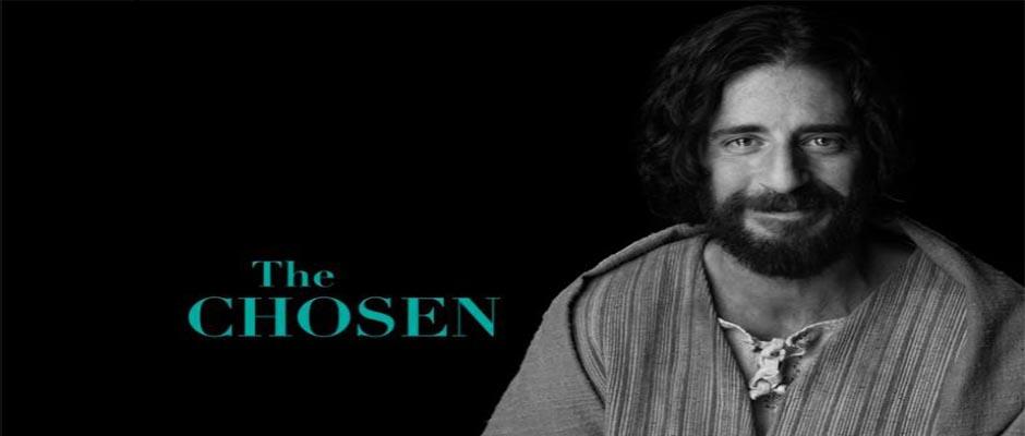 El actor Jonathan Roumie que interpreta a Jesús / The Chosen,