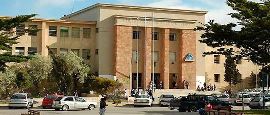 La escuela 776 de Comodoro Rivadavia / Clarín,