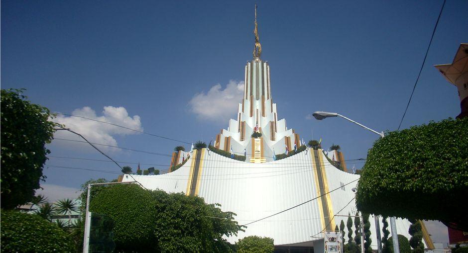 Sede central de la Iglesia Luz del Mundo,Iglesia Luz del Mundo