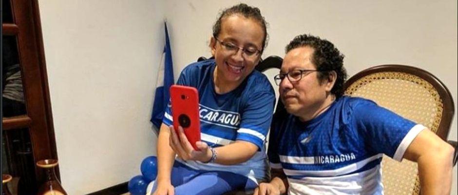 Pineda y Mora tas su liberación / CRHoy,Miguel Mora, Lucía Pineda