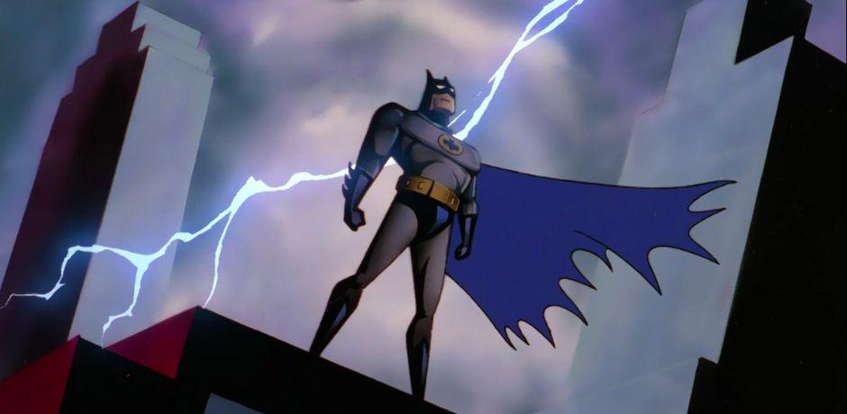 El mundo de Batman, el Caballero Oscuro