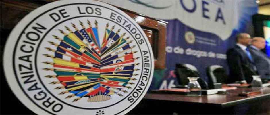 """El tema de la 49 Asamblea General de la OEA será """"Innovando para fortalecer el multilateralismo hemisférico"""","""