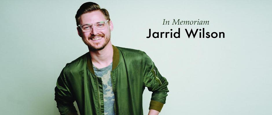 El pastor Jarrid Wilson / Greg Laurie - Harvest Christian Fellowship/Facebook,Jarrid Wilson