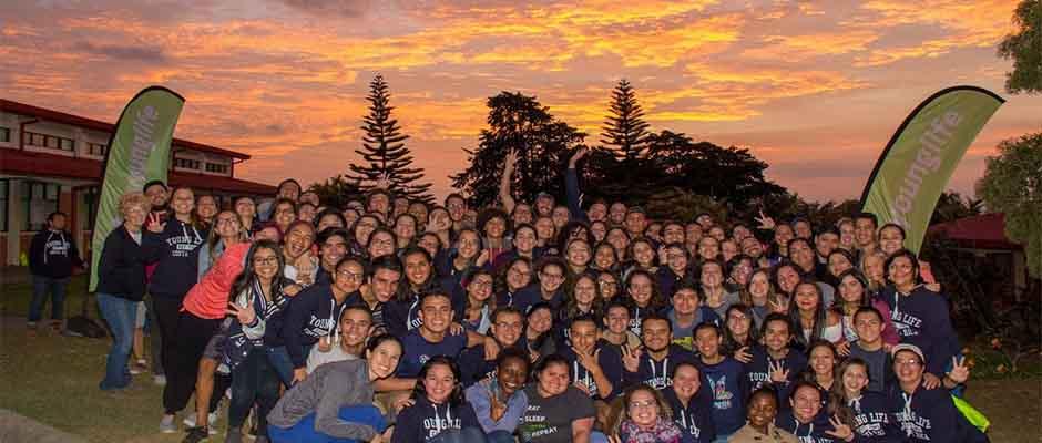 Campamento de Young Life en Costa Rica / Youtube Young Life,Young Life