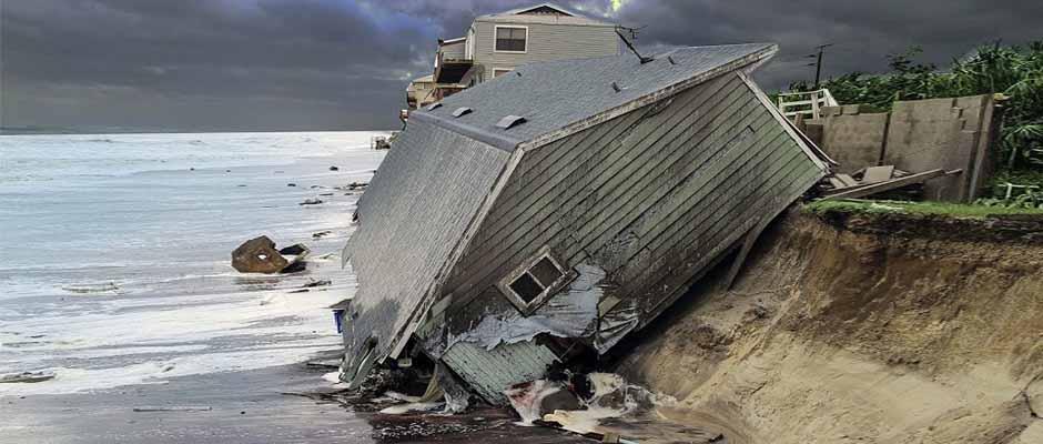 La destrucción del huracán Dorian fue generalizada en las Bahamas / Canal Caribe,Huracán Dorian