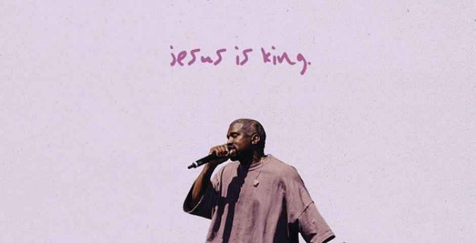 Kayne West, cantando en 'Jesus is King',Kayne West, cantando en Jesus is King