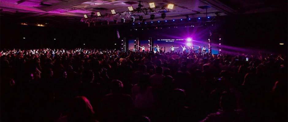 Las noches del congreso han reunido a centenares de personas,