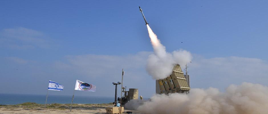 Cúpula de Hierro / Ministerio de Defensa de Israel,Cúpula de Hierro