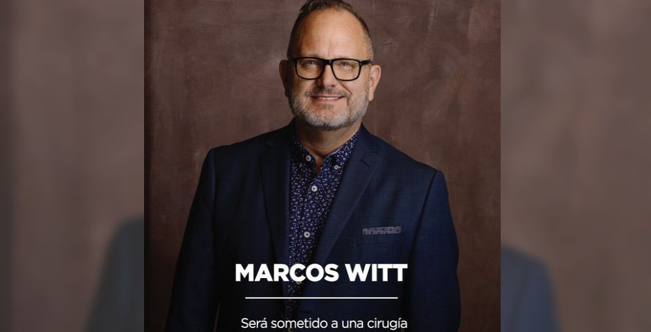 Anuncio de Marcos Witt,Marcos Witt