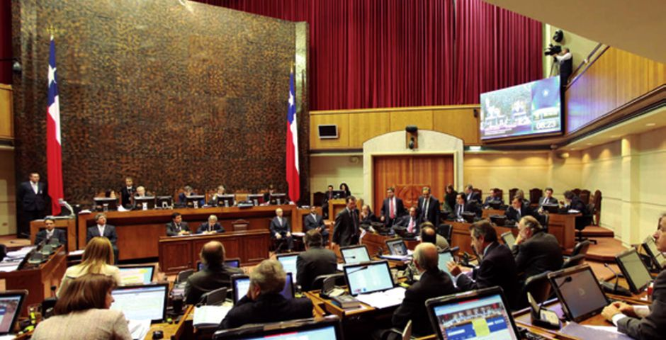 Debate en el Senado de Chile,Debate en el Senado de Chile