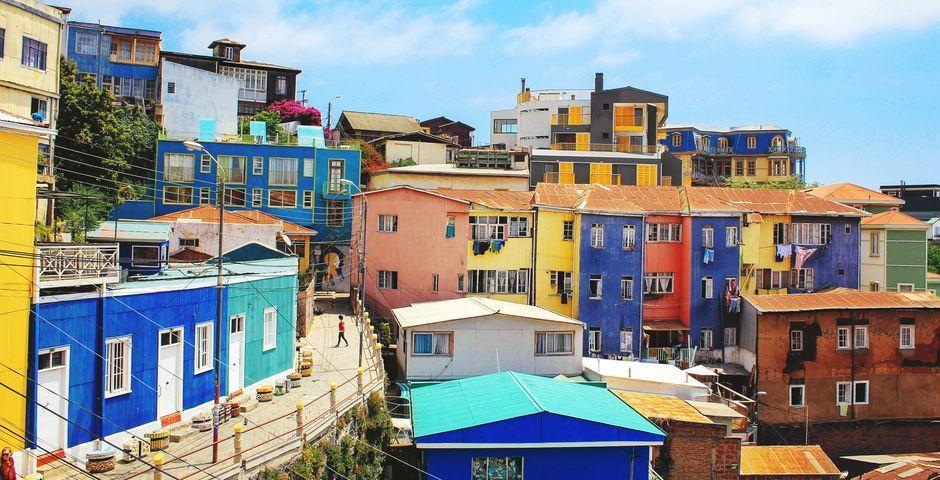 Valparaíso, Luïc Mermillod, Unsplash,Valparaíso, Chile