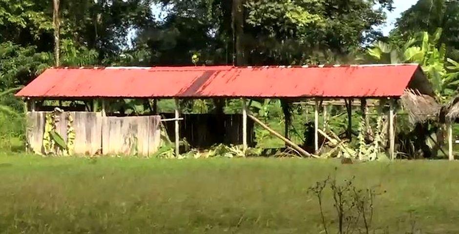 Una de las instalaciones de la secta de Panamá,Una de las instalaciones de la secta de Panamá