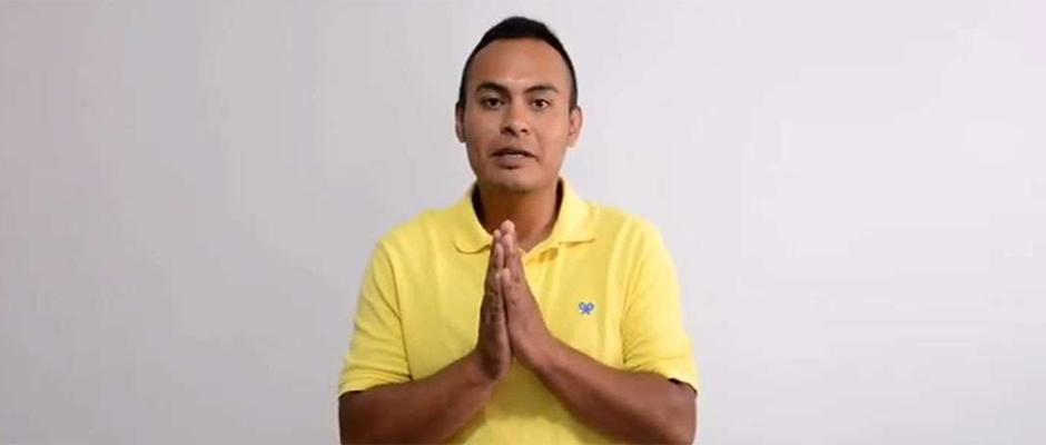 El joven Juan Pablo Medina clamaba a la madre de su hijo que no lo abortara / Twitter,Juan Pablo Medina