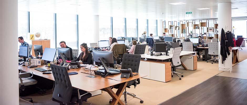 Foto por Arlington Research en Unsplash,lugar de trabajo