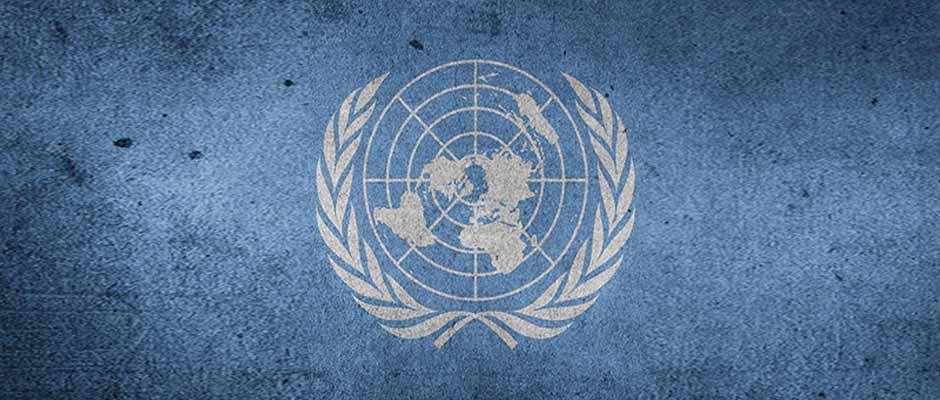 Bandera de las Naciones Unidas / Imagen: Chickenonline de Pixabay,ONU