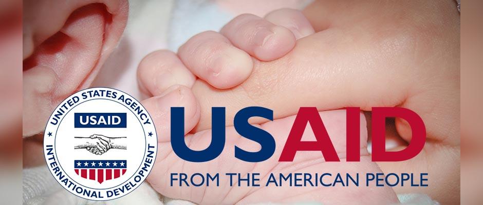 La Agencia de los Estados Unidos para el Desarrollo Internacional, también conocida por sus siglas en inglés, USAID, es la institución estadounidense encargada de distribuir la mayor parte de la ayuda exterior de carácter no militar.,