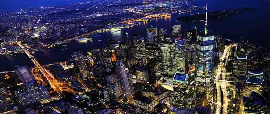 La ciudad de Nueva York / Pixabay,Nueva York