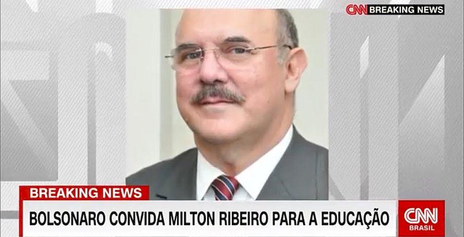 ,Milton Ribeiro