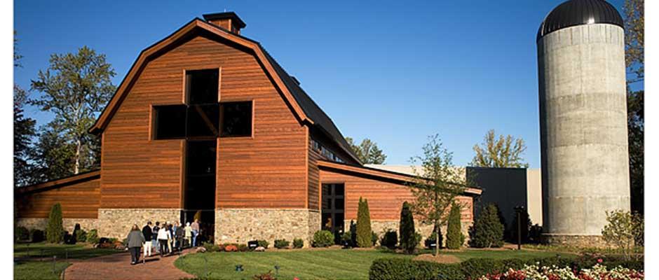 La serie de programas y el concierto de adoración fueron grabados en el Museo Billy Graham en Charlotte, Carolina del Norte. ,Museo Billy Graham