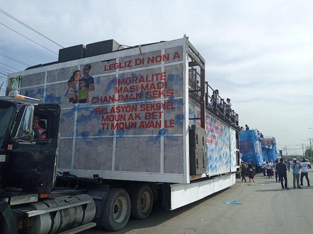 La renovación del Código Penal indigna a los evangélicos haitianos