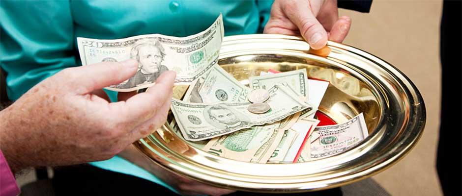 Las donaciones se han mantenido estables para organizaciones religiosas en EEUU,