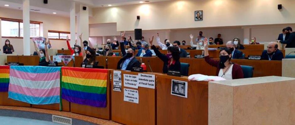 El Concejo de Neuquén, Argentina, discute el Cupo Laboral Trans / Enfoque Evangélico,Concejo de Neuquén