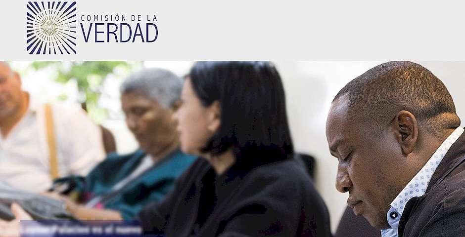 Web de Comisión de la Verdad,Comisión de la Verdad de Colombia