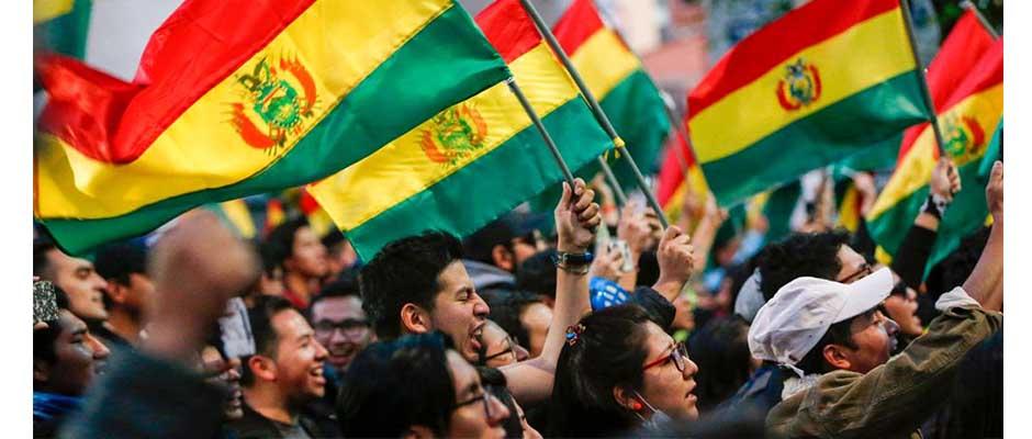Los bolivianos volverán a las urnas tras un año de convulsión socio-política / Jorge Saenz - AP,Bolivia