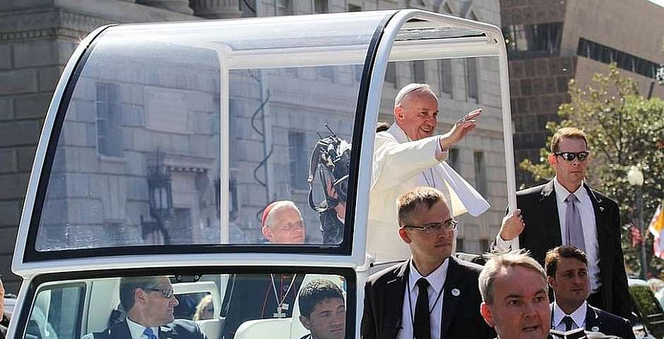 El papa Francisco, en una imagen de archivo,Papa Francisco