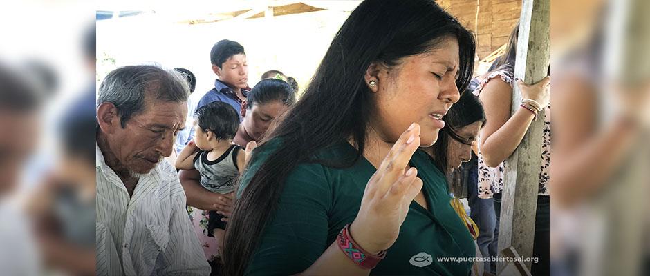 Los cristianos en ciertas zonas de México sufren persecución / Puertas Abiertas,