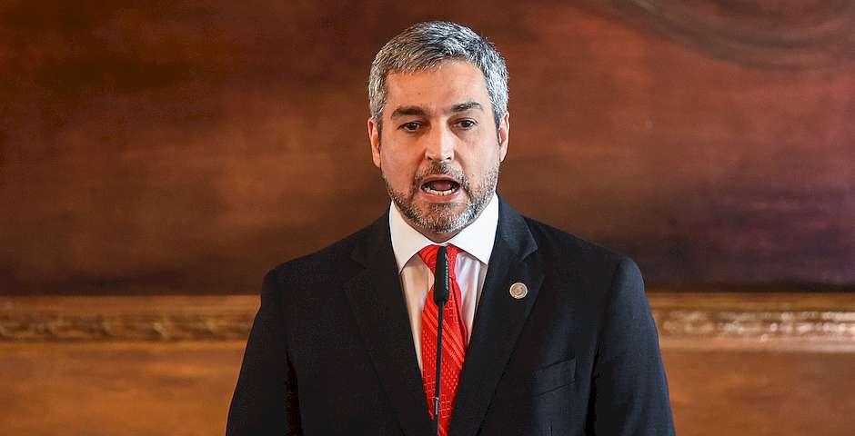 Mario Abdo Benítez,Mario Abdo Benítez