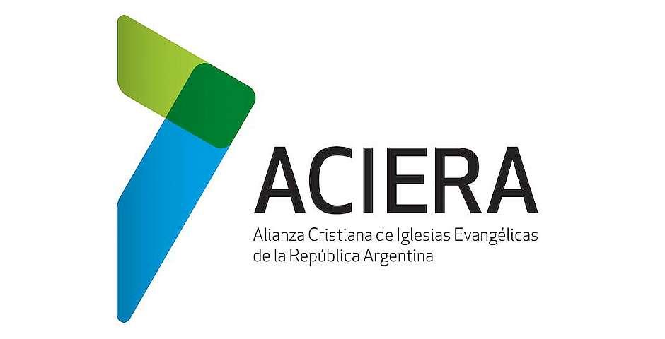 Logo de ACIERA,ACIERA