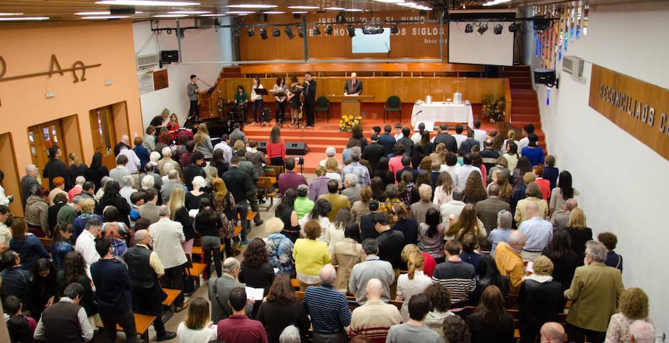 Primera Iglesia Bautista de Madrid. / UEBE,España