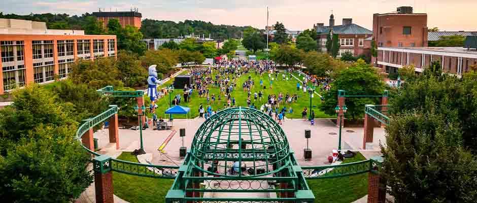 Campus de la Universidad Estatal de Nueva York en Greneseo / commonapp.org,