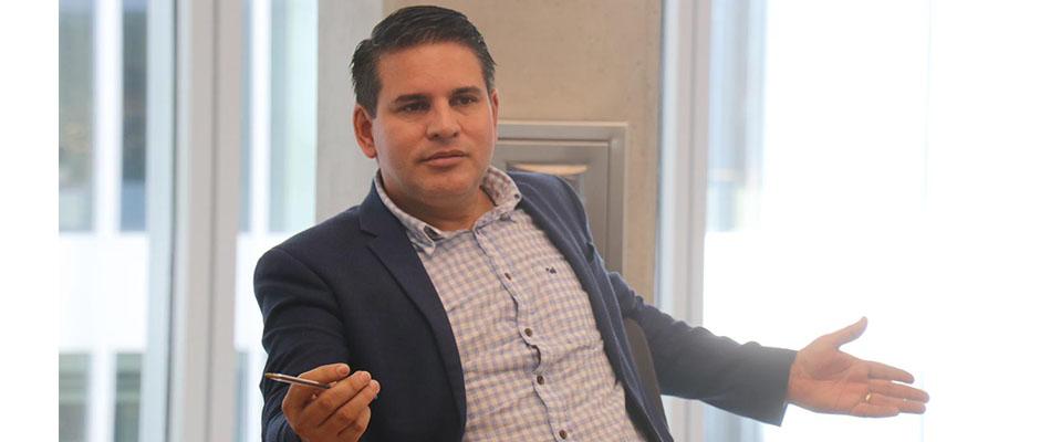Fabricio Alvarado es candidato presidencial por el partido Nueva República en Costa Rica / Prensa Nueva República,Fabricio Alvarado