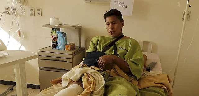 Cristiano sobrevivió a tragedia del Chapecoense y ahora de nuevo en grave accidente de bus
