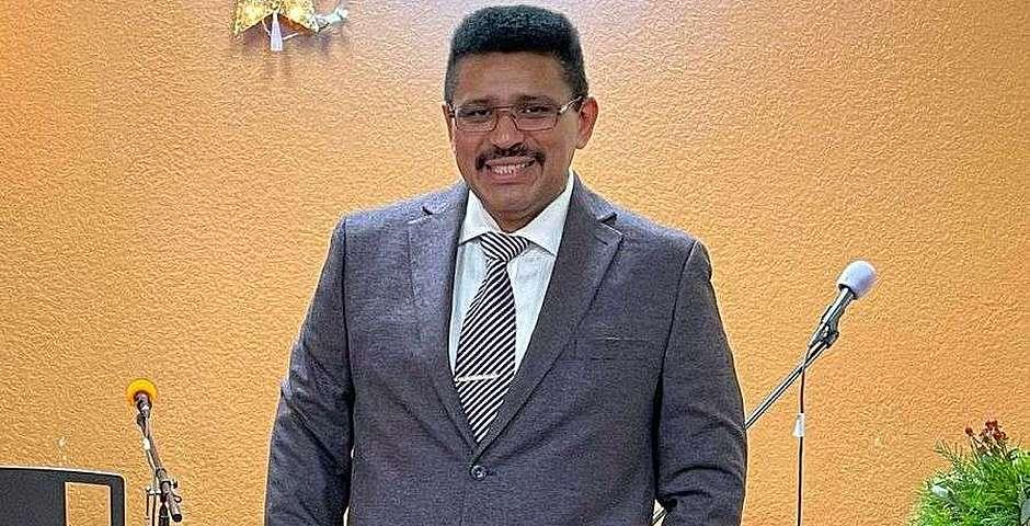 Hernández, fuente de consulta del pasado, presente y futuro de la Venezuela espiritual (Foto cortesía de JAH),José Ángel Hernández, profeta venezuela