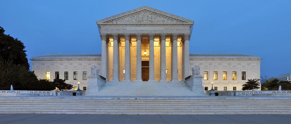 El Supremo estadounidense ha dado un giro hacia el lado conservador recientemente / Wikimedia Commons,Corte Suprema EEUU