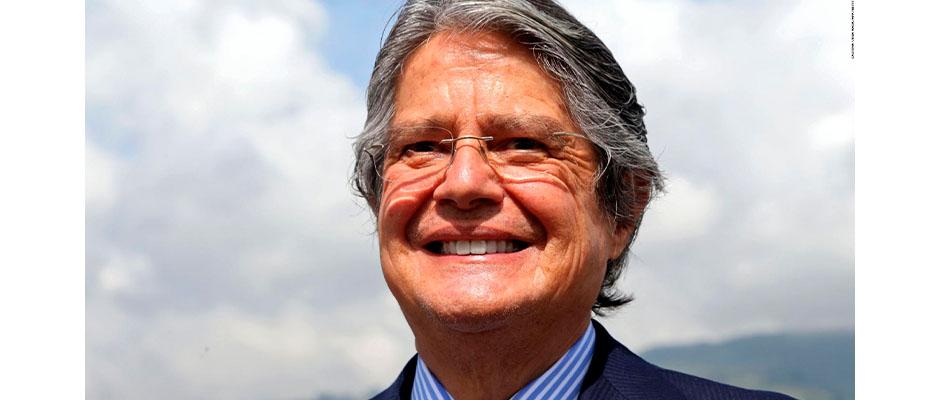 Guillermo Lasso, electo presidente de Ecuador,Guillermo Lasso