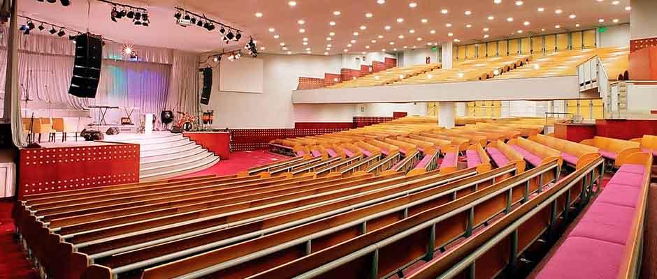 Las iglesias de Buenos Aires volverán a lucir vacías / Rey de reyes,Iglesia evangélica